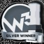 w3 Awards - Silver Winner